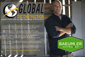 Demolition and Deconstruction Services - Kingston and Area