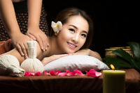 Thai Table Massage in Downtown Mississauga