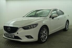 2013 Mazda 6 D SPORT NAV Diesel white Manual