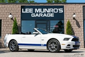 2013 Ford Mustang GT LUXURY PKG with GT PERFORMANCE PKG Converti