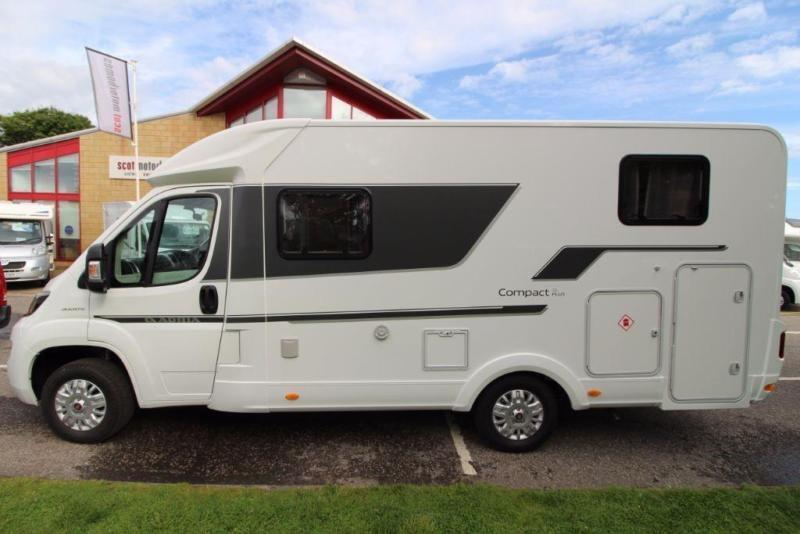Adria Compact Plus SL 3 Berth Motorhome for sale