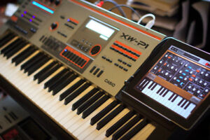 Casio XW-P1 - Performance Synthesizer, VA, Step sequencer