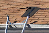 Roofing solutions,same day small repairs,WSIB approved