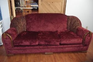 Antique Chesterfield Set
