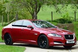 image for 2014 Jaguar XF Premium Luxury D Auto Saloon Diesel Automatic