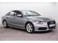 2012 Audi A6 TDI S LINE Diesel grey Manual