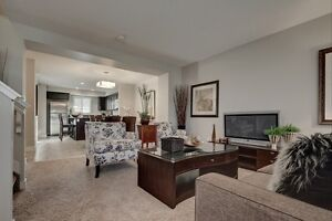 LUXURY SPRUCE GROVE TOWNHOMES IN TONEWOOD - NO CONDO FEES