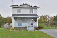 CHARMING AND SOLID BUILT HOME STEPS FROM DOWNTOWN VANKLEEK HILL.