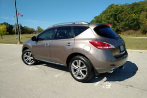 Immaculate One-Owner 2013 Nissan Murano LE SUV