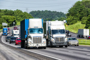 Trucking services across Ontario and outside Ontario