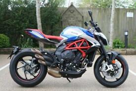 MV AGUSTA B3 BRUTALE RR AMERICA SPECIAL EDITION LIMITED NUMBERS FOR 2018 (18MY)