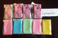 CASE CLEAR OUT IPHONE 5C ALL BRAND NEW
