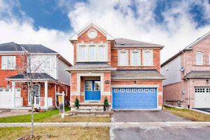 Renovated 4 Bedroom Detached Home For Rent (9th Line & 19th Ave)