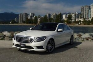 2015 Mercedes Benz S550 4MATIC Sedan (SWB)