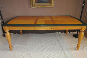 Very Large Pine Dining Table