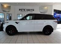 """Land Rover Range Rover Sport 3.0 SDV6 HSE DYNAMIC WITH PANORAMIC ROOF 22"""" ALLOYS"""