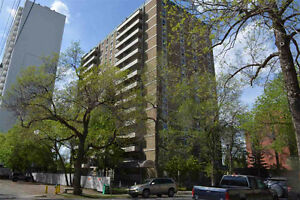 Bachelor Suite Apartment for Rent at Jasper Ave, Oliver Area