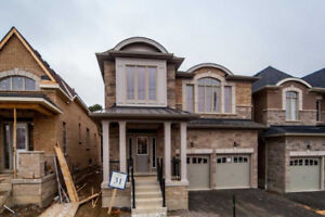 Huge Brand New Home for Rent in North East Ajax - 4 Bed + 4 Bath