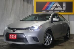 2016 Toyota Corolla LE BLUETOOTH BACK UP CAMERA ONLY 57KM'S!! FA