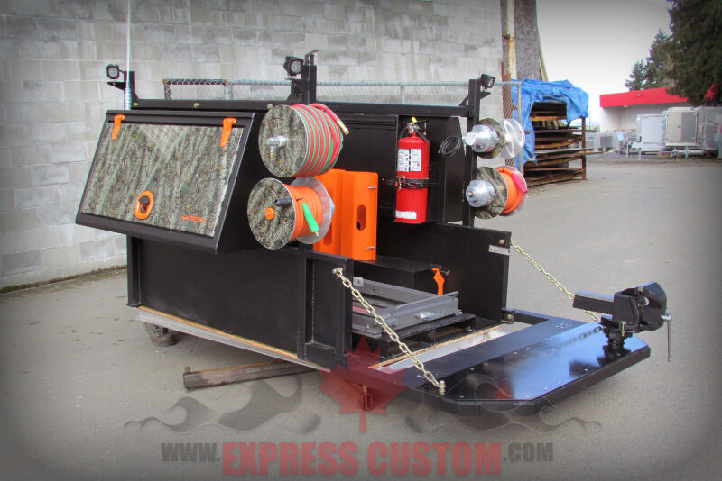 Kijiji Edmonton Heavy Trucks: Avenger S Portable Welding Skid By Express Custom
