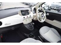 2018 Fiat 500 1.2 Collezione (s/s) 3dr Petrol Manual