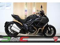 2011 Ducati Diavel Black 10,619 Miles 2 Owners | £147.83 pcm