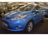 GOOD CREDIT CAR FINANCE AVAILABLE 2009 59 FORD FIESTA 1.4TDCi ZETEC