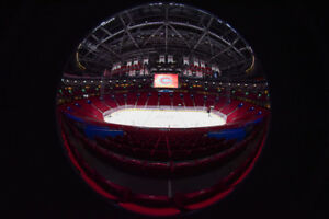 Adult ice hockey at the Bell Centre!