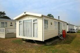Willerby Avonmore 2014 static caravan sited at Dymchurch, Kent. Private sale