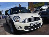 BAD CREDIT CAR FINANCE AVAILABLE 2012 62 MINI COOPER CHILLI