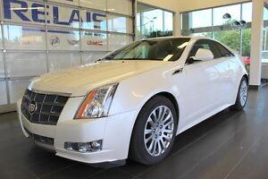 Cadillac CTS Coupe Coupé 2 portes sport 2011