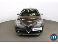 2017 Alfa Romeo MiTo 1.3 JTDM-2 Super 3dr Hatchback Diesel Manual