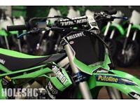 Kawasaki KXF 250 2018 Motocross bike **HMX SPECIAL EDITION**