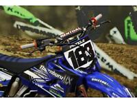 Yamaha YZ 250 Motocross Bike