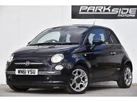 2011 Fiat 500 1.3 Multijet 16v Lounge 3dr (start/stop)