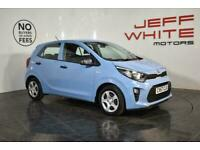 2017 Kia Picanto 1.0 1 5dr Hatchback Petrol Manual