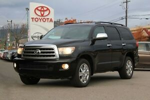 2008 Toyota Sequoia PLATINUM   -Heated and Cooled Leather,Naviga