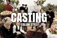 "CASTING for Italian Dinner ""Wedding"" comedy live show"