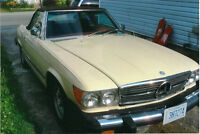 Clasic Mercedes For Sale