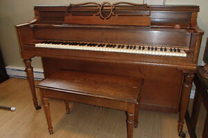 Piano for sale  $400.00  OBO