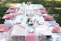 Traditional Tea Party Experience - Sweet Pea Tea Party CO.