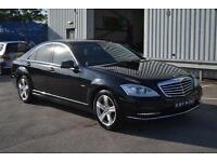 2012 Mercedes-Benz S Class 3.0 S350 CDI BlueTEC 7G-Tronic Plus 4dr