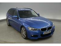 BMW 3 Series 320d M Sport 5dr Step Auto [Business Media]