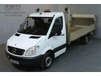 MERCEDES-BENZ SPRINTER 2.1 313 CDI 129 BHP EXTRA LWB REAR TAIL LIFT
