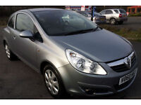 Vaux Corsa 1.3CDTI ecoFlex Exclusiv.GUARANTEED FINANCE payment between £40-£60PW