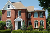STATELY RED BRICK VICTORIAN IN PERTH ONTARIO