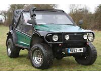 """Land Rover 100"""" Traka 200 TDI Auto"""