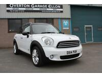 2014 MINI Countryman 1.6 COOPER ALL4 CHILI PACK Petrol white Manual