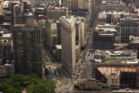 March Break in New York City bus tour from Halifax