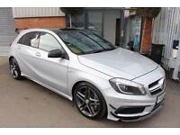 Mercedes A45 AMG 4MATIC AERO KIT